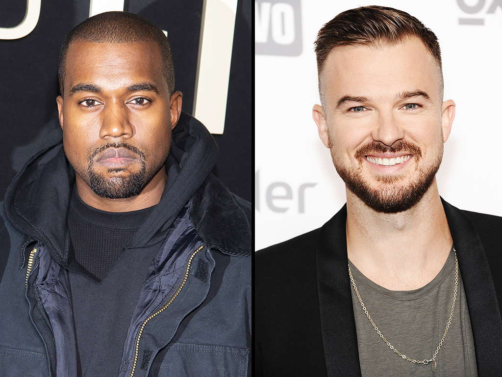 Kanye West Designs Book Cover for Pastor Rich Wilkerson Jr.