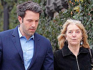 Ben Affleck Is Leaning on His Mom for Support After Jennifer Garner Split