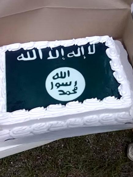 ISIS cake apology: WalMart ISIS Cake