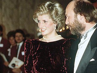 #TBT: Princess Diana Went to the Back to the Future Premiere 30 Years Ago
