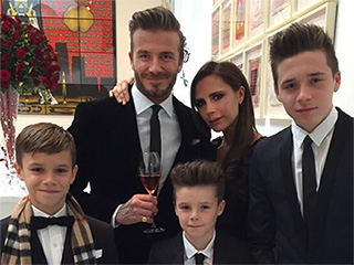 Victoria and David Beckham Celebrate 16th Wedding Anniversary with Adorable Throwback Pictures