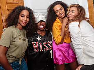 Beyoncé Had a Better Fourth of July Than You, Partied With Solange, Kelly Rowland and Missy Elliott