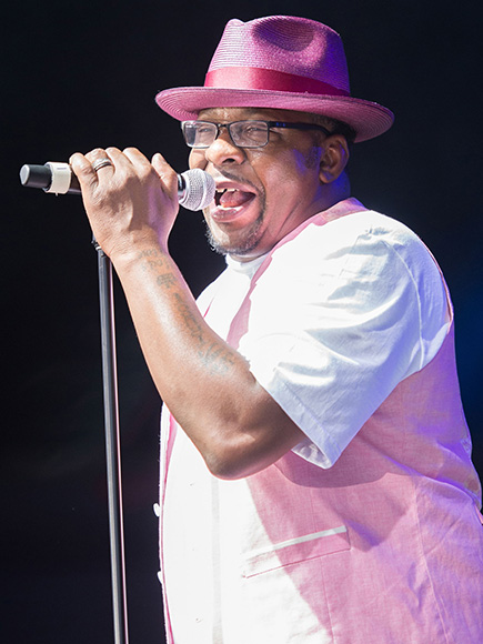 Bobby Brown returns: Bobby Brown Hollywood Bowl