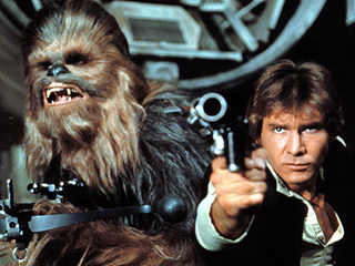 FROM EW: A Young Han Solo Movie Will Be Piloted by The Lego Movie Directors