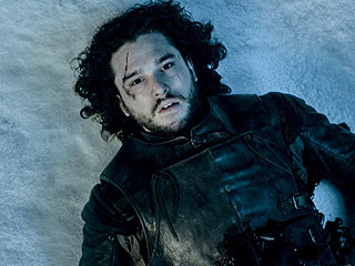 FROM EW: Dead Man Talking – Read the Full Scoop from Kit Harington on Jon Snow's Game of Thrones Shocker