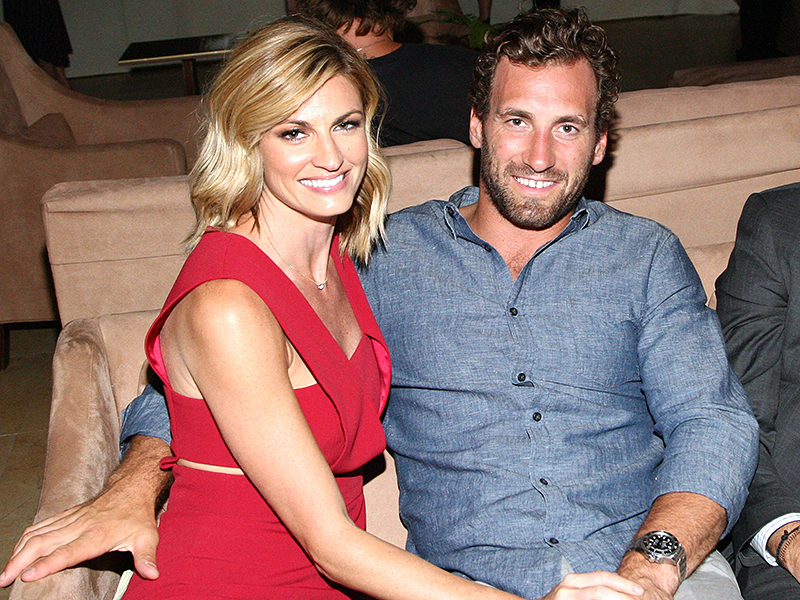 Erin Andrews and Jarret Stoll at Amazon Prime Event