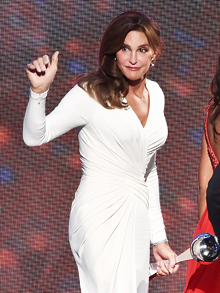Caitlyn Jenner Dines with Kids, Candis Cayne After ESPYs