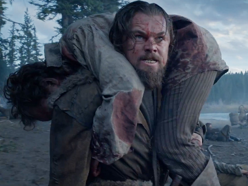Leonardo DiCaprio on Learning He Would Fight a Bear in The Revenant
