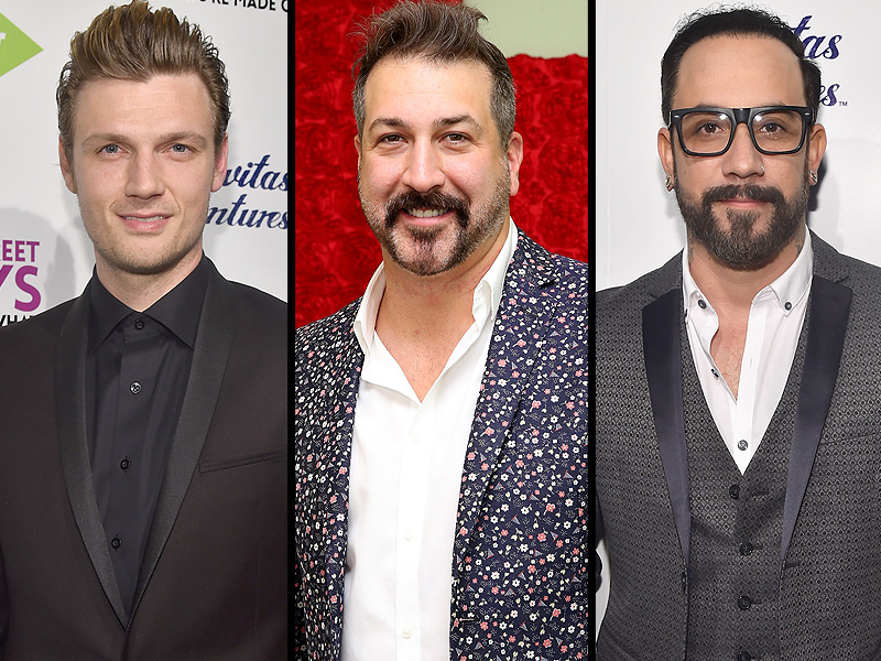 Backstreet Boys and 'NSYNC Members Making Zombie Movie