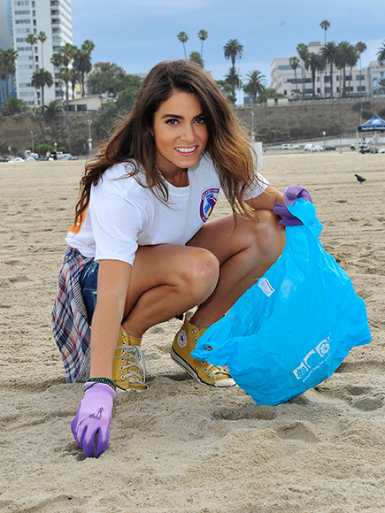 Nikki Reed and Ian Somerhalder Look to Rescue A Pig