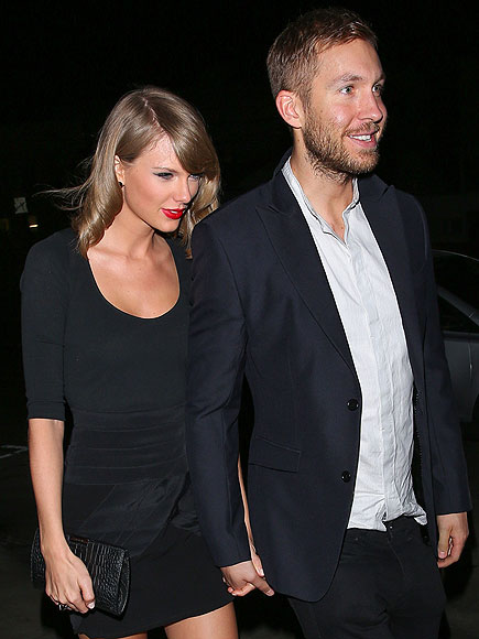 Taylor Swift and Calvin Harris relationship timeline