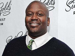 Why Unbreakable Kimmy Schmidt's Tituss Burgess Doesn't Get Asked to Sing His Viral Hit 'Peeno Noir'