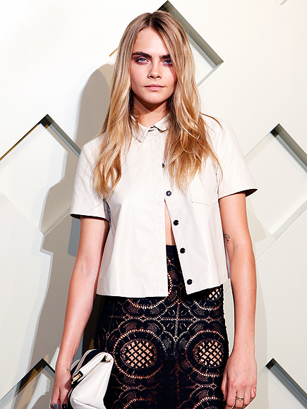 Cara Delevingne Reveals that Modeling Made Her Hate Her Body