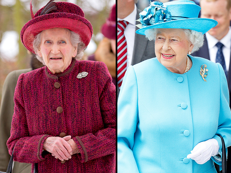 Queen Elizabeth's Cousin Margaret Rhodes on Nazi Salute Controversy