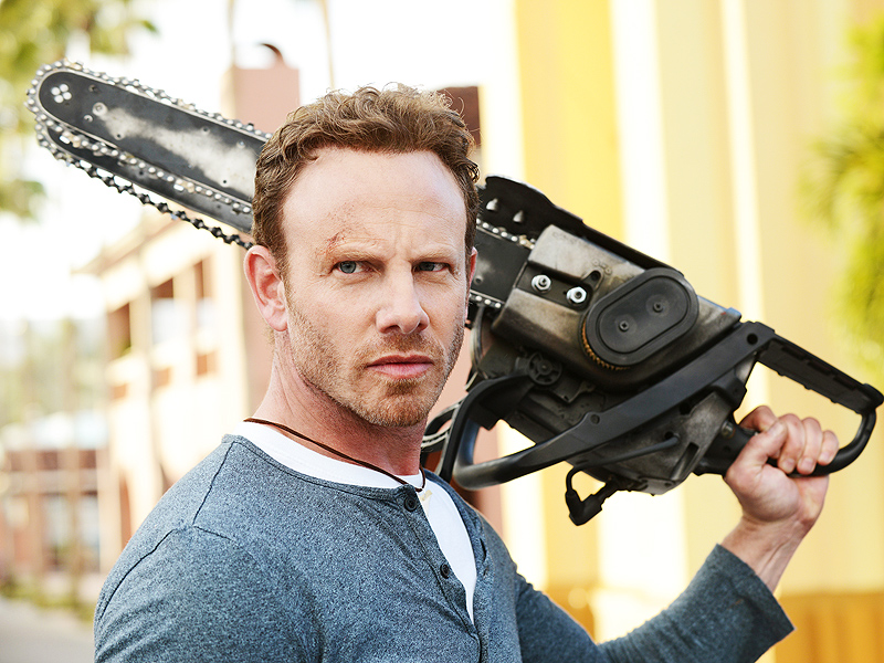 Sharknado Screenwriter Thunder Levin: Syfy Films Are Saving Entire Human Race