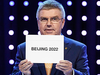FROM SI: Beijing Awarded 2022 Winter Olympics