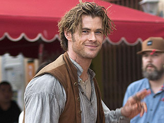 Chris Hemsworth's Extreme Diet for In the Heart of the Sea: 500 Calories a Day!