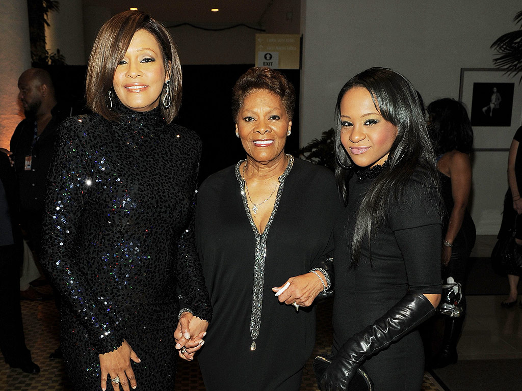 Bobbi Kristina Dead: Dionne Warwick Reacts to Whitney Houston's Daughter's Death