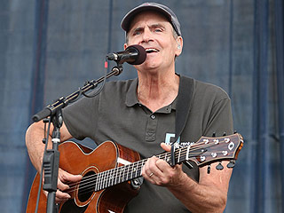 James Taylor Performs 'Shed a Little Light' with Charleston Choir in South Carolina (VIDEO)