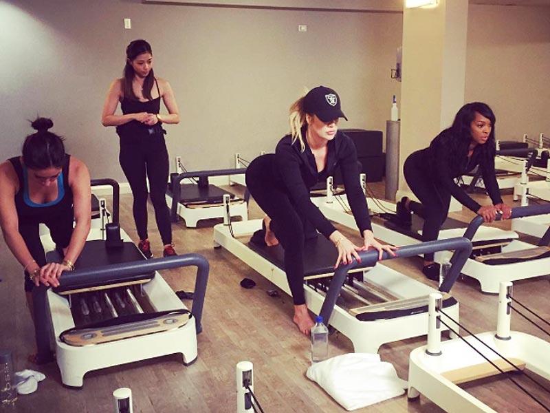 Khloe Kardashian: I Lost 35 Lbs.! : People.com