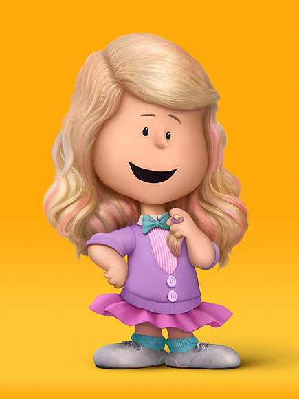 Peanuts Movie: Meghan Trainor Writing Song, Appears as Character in Film
