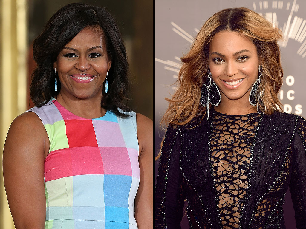 Michelle Obama Wants to Be Beyonce If She Could Choose Another Job