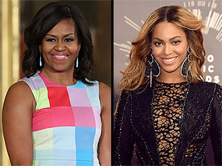 Michelle Obama: If I Could Have a Different Job, 'I'd Be Beyoncé'