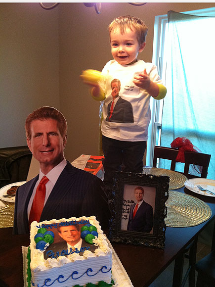 Mom Throws Toddler Personal Injury Lawyer Themed Party