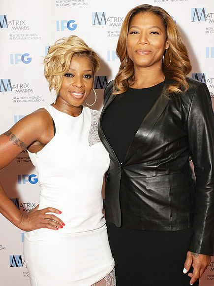 The Wiz Live: Queen Latifah and Mary J. Blige Cast