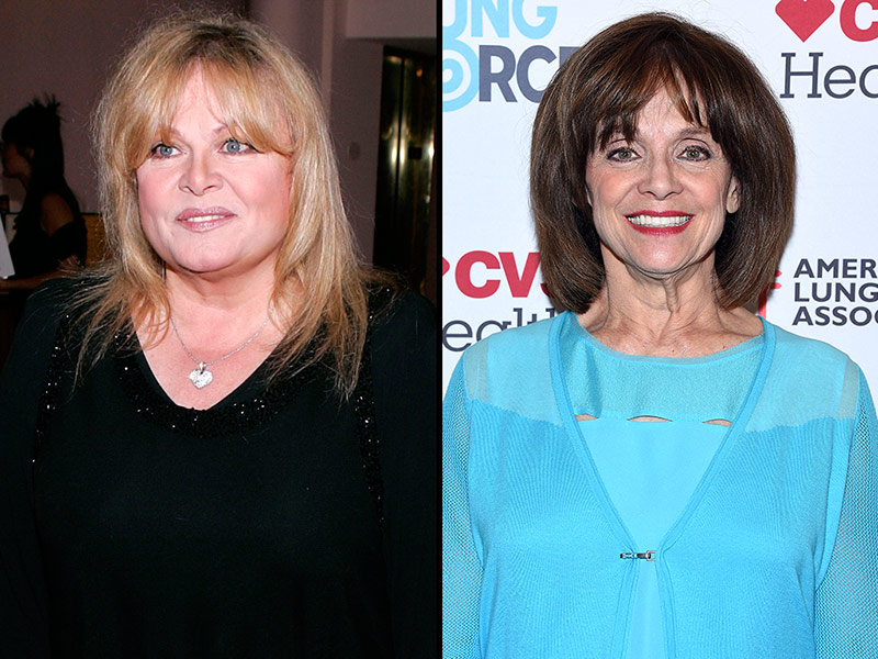 Valerie Harper: Sally Struthers Says She Is Feeling Better After Hospitalization