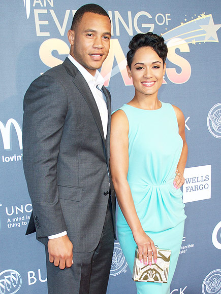 Empire Stars Trai Byers and Grace Gealey Engaged