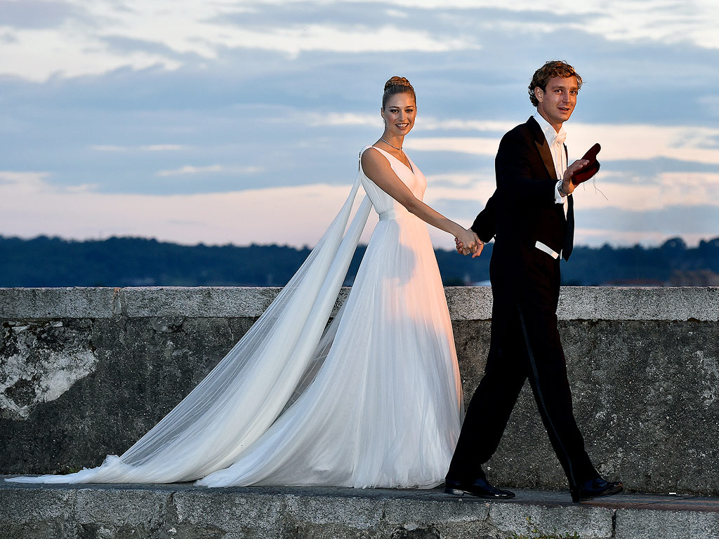Pierre Casiraghi and Beatrice Borromeo's Religious Wedding in Italy