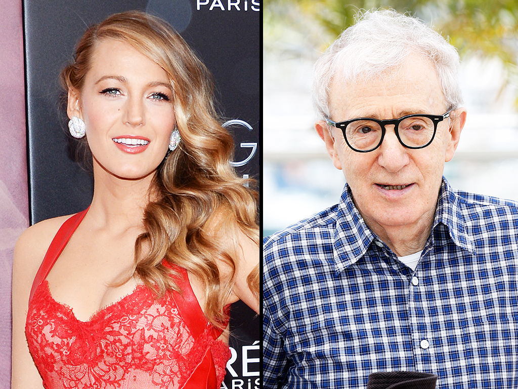 Cafe Society Movie Quotes: Blake Lively Calls Cafe Society Director Woody Allen 'Very