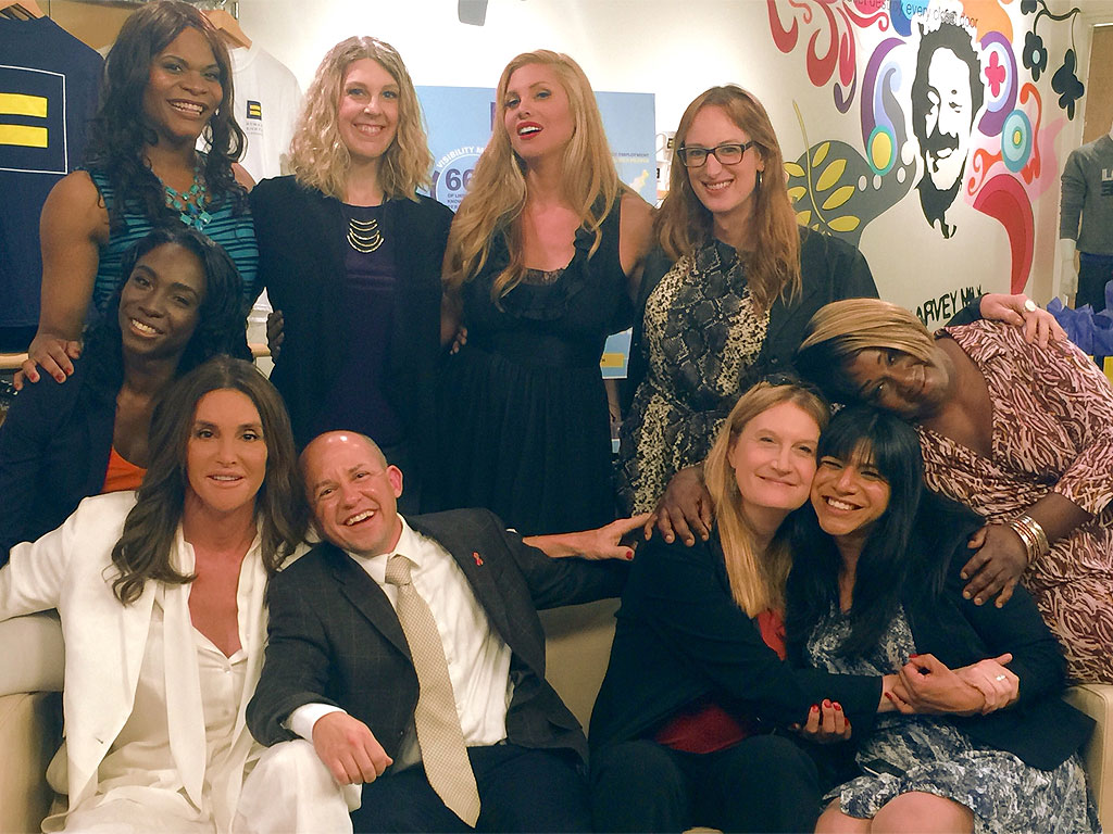 Caitlyn Jenner Blogs for WhoSay: We Have to Make Things Easier