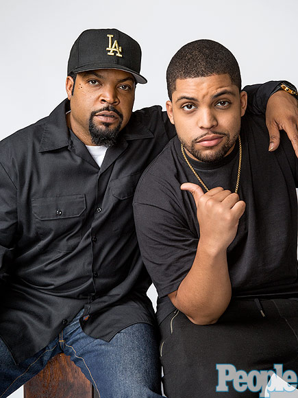 Ice Cube's Son O'Shea Jackson Jr. Had to Audition for Straight Outta Compton