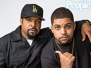 Why Ice Cube's Look-Alike Son Still Had to Audition to Play His Dad in Straight Outta Compton