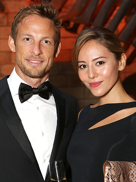 Formula One Driver Jenson Button and Wife Burglarized While on Vacation