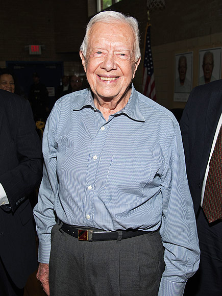 Jimmy Carter Reveals He Has Cancer