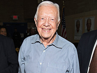 Former President Jimmy Carter Has Small Mass Removed from Liver
