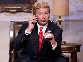 Jimmy Fallon Shows Donald Trump How Debate Prep Is Done (And It's Hilarious!)