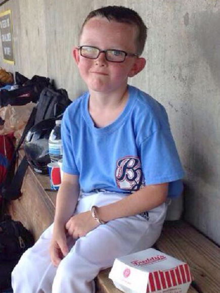 Kaiser Carlile, 9-Year-Old Bat Boy, Laid to Rest