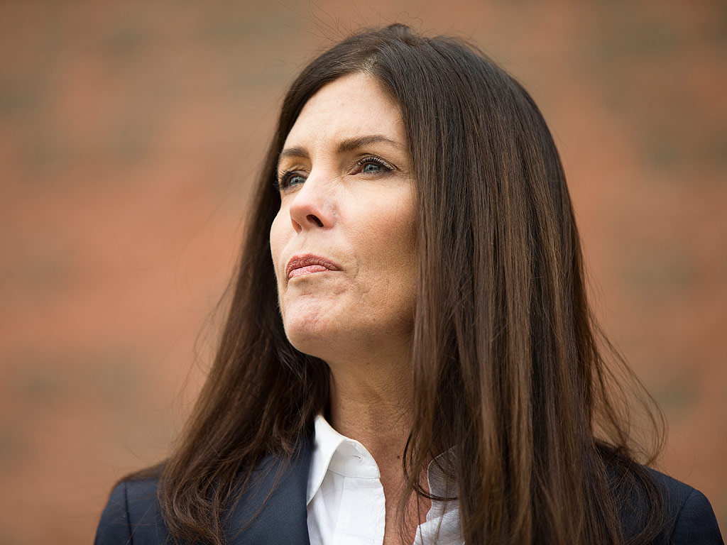 Pennsylvania Attorney General Kathleen Kane Charged with Leaking Secret Information