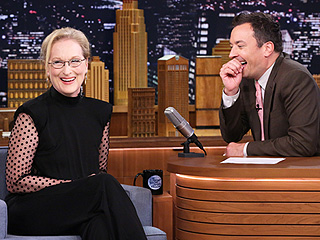 Meryl Streep Says She Got a Guitar Lesson from Neil Young – and It Was Killer