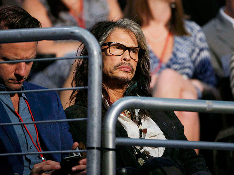 Steven Tyler Attended the Republican Debate: Here's Why
