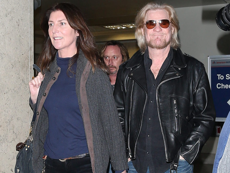 Daryl Hall's Wife Files for Divorce After Six Years of Marriage
