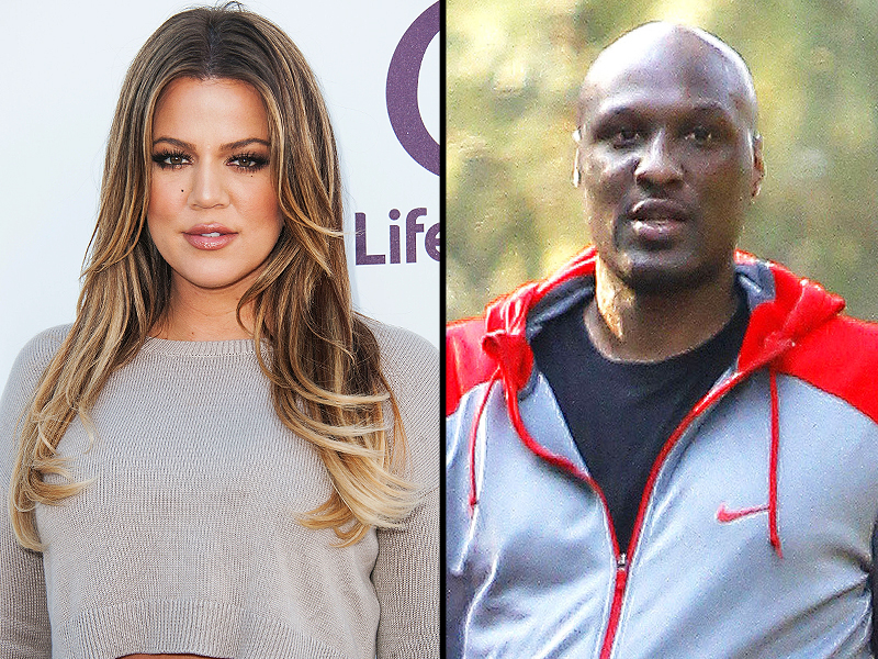 Khloe Kardashian Is Emotionally Shaken After Lamar Odom Encounter