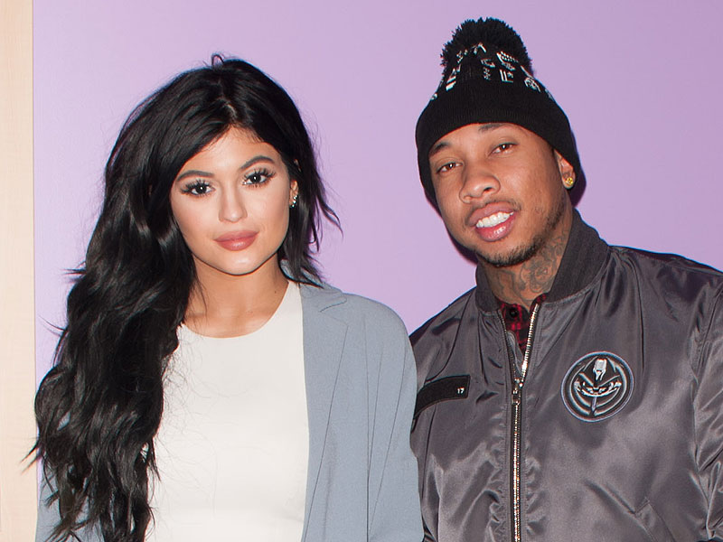 Whoa! See the Steamy Picture Tyga Posted of Kylie Jenner for Her 18th Birthday