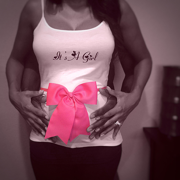 <em>Seven Year Switch</em>&#39;s Aleshia and Houston Osemwengie Are Expecting a Baby Girl!
