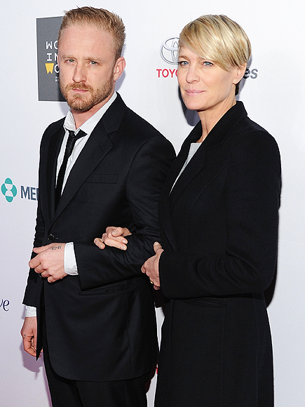 Ben Foster and Robin Wright End Engagement Again