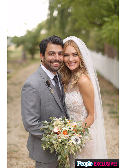 Amy Purdy & Daniel Gale: Their 'Bohemian' Wedding : People.com Nastia Liukin Wedding